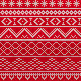 Ugly sweater Background 1 Royalty Free Stock Photo