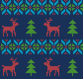 Ugly sweater Background Stock Photos