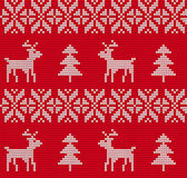Ugly sweater Background Stock Images
