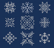 Ugly sweater seamless Pattern. Vector Illustration of Ugly sweater seamless Pattern for Design, Website, background, Banner. Merry christmas Knitted Retro cloth Stock Photo
