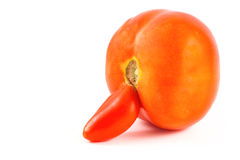 Ugly tomato Stock Photos