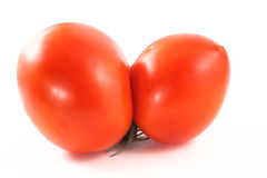 Ugly tomato Stock Photo