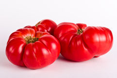 Ugly tomatos Stock Photos