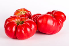 Ugly tomatos Royalty Free Stock Photography