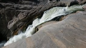 Ugrabies waterfall - South Africa royalty free stock photography