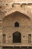 Ugrasen Ki Baoli, India. Royalty Free Stock Photo
