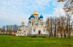 Ugreshsky Monastery of St. Nicholas Stock Photos