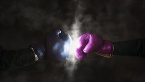 Uguaglianza fra gli uomini e le donne nel posto di lavoro Fotografie Stock Libere da Diritti