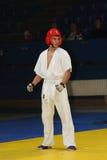 Uguagliare di arti marziali Fotografia Stock Libera da Diritti