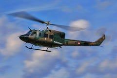 Uh-1 ελικόπτερο Στοκ Εικόνες