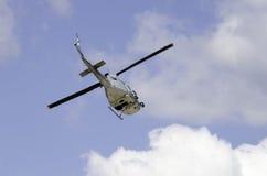 Uh 1 ομάδα διάσωσης ελικοπτέρων Στοκ Εικόνες