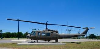 UH-1 库存照片