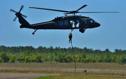 UH-60 Black Hawk Royalty Free Stock Images