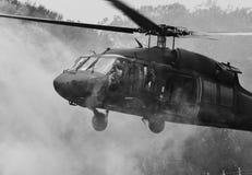 UH-60 Blackhawk Imagens de Stock