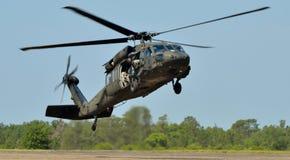 UH-60 Blackhawk Lizenzfreie Stockfotografie