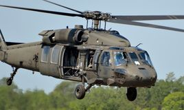 UH-60 Blackhawk Stockfotos