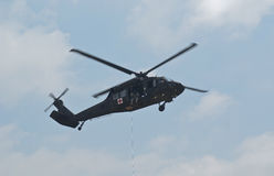 UH-60 Blackhawk Royalty Free Stock Photo