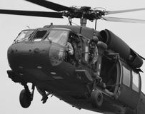 UH-60 Blackhawk Royalty Free Stock Photos