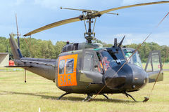 UH-1D Huey helicopter Stock Photography