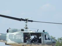 UH-1H Fotografia Stock Libera da Diritti
