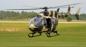 UH-72 Lakota 库存照片