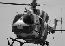 UH-72 Lakota. A U.S. Army UH-72 Lakota helicopter Royalty Free Stock Photo