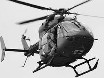 UH-72 Lakota. A U.S. Army UH-72 Lakota helicopter Royalty Free Stock Photography