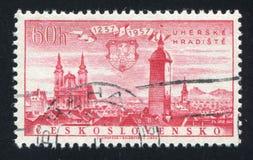 Uherske Hradiste Stock Images