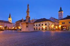 Uherske Hradiste, République Tchèque Images stock