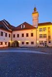 Uherske Hradiste, République Tchèque Photographie stock libre de droits