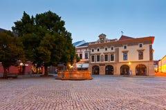 Uherske Hradiste, República Checa Imagens de Stock