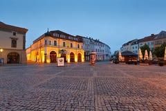 Uherske Hradiste, Tjeckien Royaltyfria Foton
