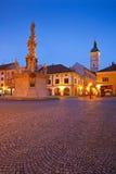 Uherske Hradiste, Tjeckien Royaltyfria Bilder
