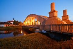 Uhersky Ostroh, Δημοκρατία της Τσεχίας Στοκ εικόνες με δικαίωμα ελεύθερης χρήσης