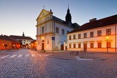 Uhersky Ostroh, Δημοκρατία της Τσεχίας Στοκ φωτογραφίες με δικαίωμα ελεύθερης χρήσης