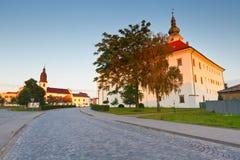 Uhersky Ostroh, Δημοκρατία της Τσεχίας Στοκ φωτογραφία με δικαίωμα ελεύθερης χρήσης