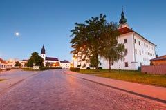 Uhersky Ostroh, República Checa foto de archivo