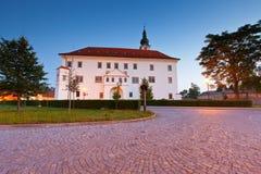 Uhersky Ostroh, República Checa imágenes de archivo libres de regalías