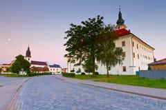 Uhersky Ostroh, República Checa foto de archivo libre de regalías