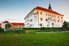 Uhersky Ostroh, República Checa fotos de archivo libres de regalías
