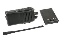 UHF μικροτηλέφωνα διανυσματική απεικόνιση