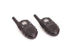 uhf пар телефонных трубок Стоковая Фотография RF