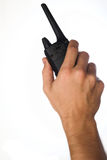 UHF Radio - walkie talkie Royalty Free Stock Image
