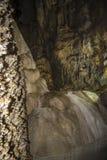 Uhlovitsa洞 免版税库存照片