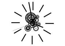 Uhr Lizenzfreies Stockfoto