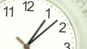 Uhr stock footage