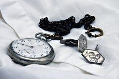 Uhr Stockbild