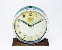 Uhr alt Stockfotografie