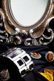 Uhr des Armbandes stockfotos