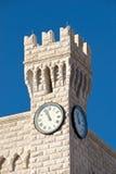 Uhr des Turms Lizenzfreie Stockfotografie